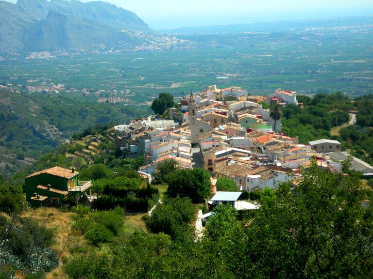 Campell - Vall de Laguar