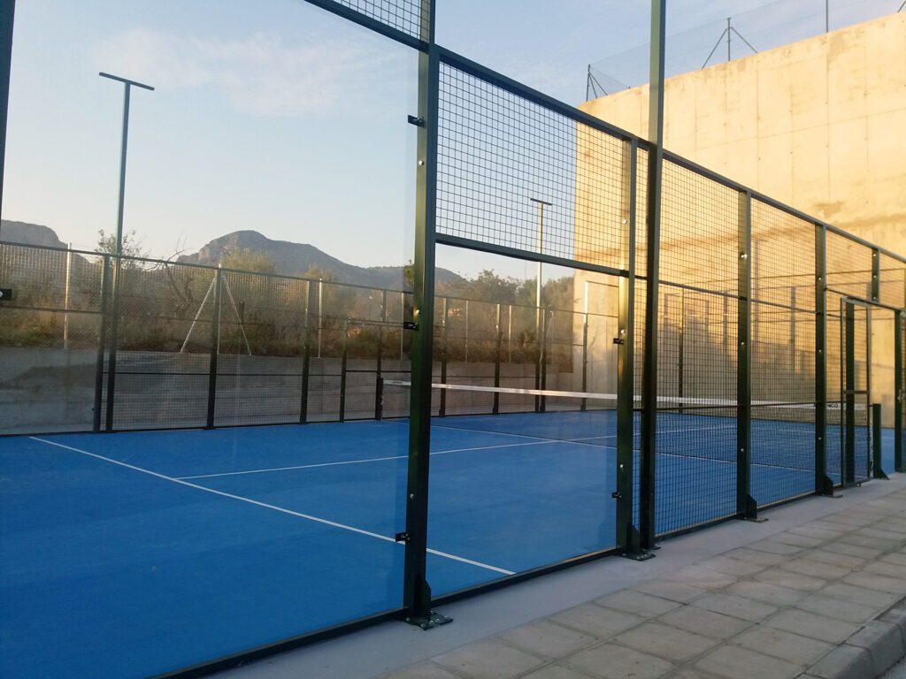 Instalaciones deportivas - Vall de Laguar