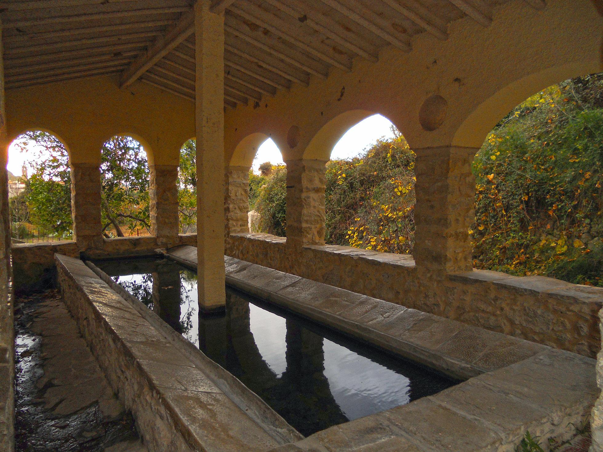 Lavadero - Vall de Laguar